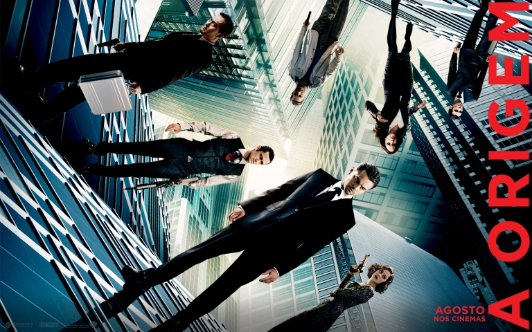 """Inception"" de Christopher Nolan"
