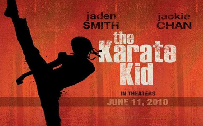 """The Karate Kid"" de Harald Zwart"