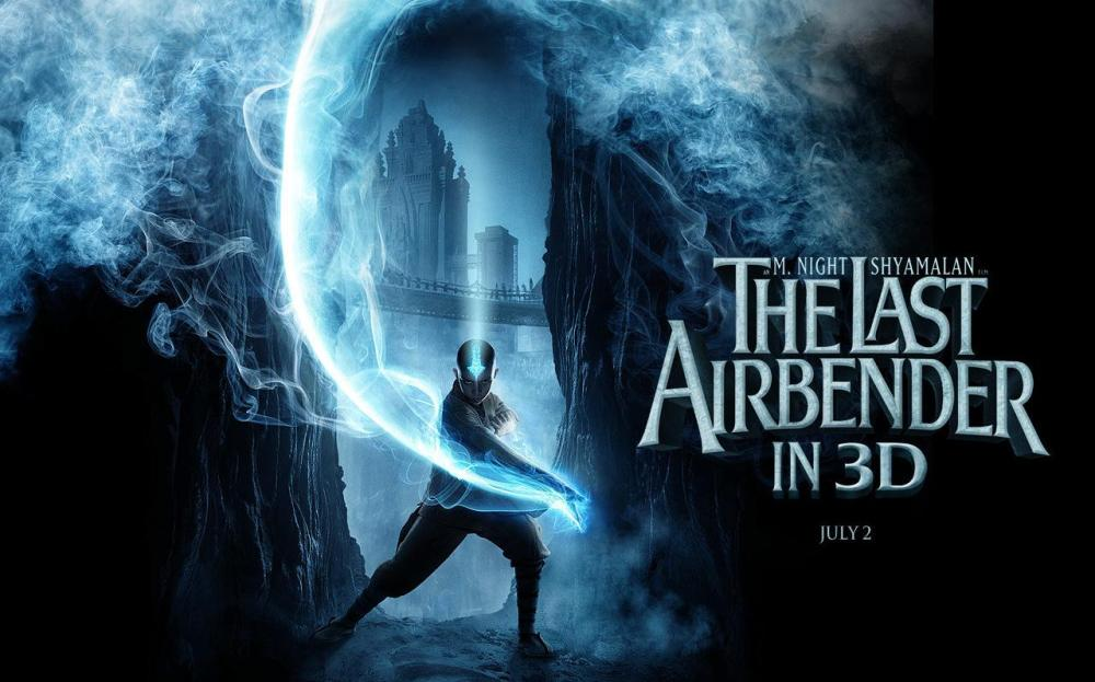 """The Last Airbender"" de M. Night Shyamalan"
