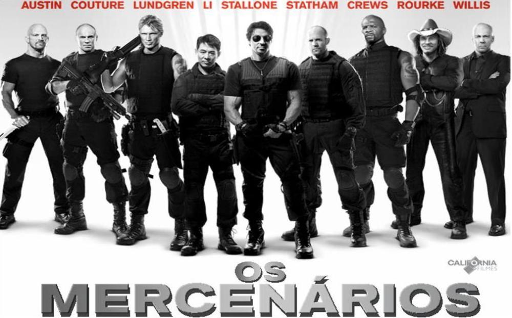 """""""The Expendables"""" de Sylvester Stallone"""