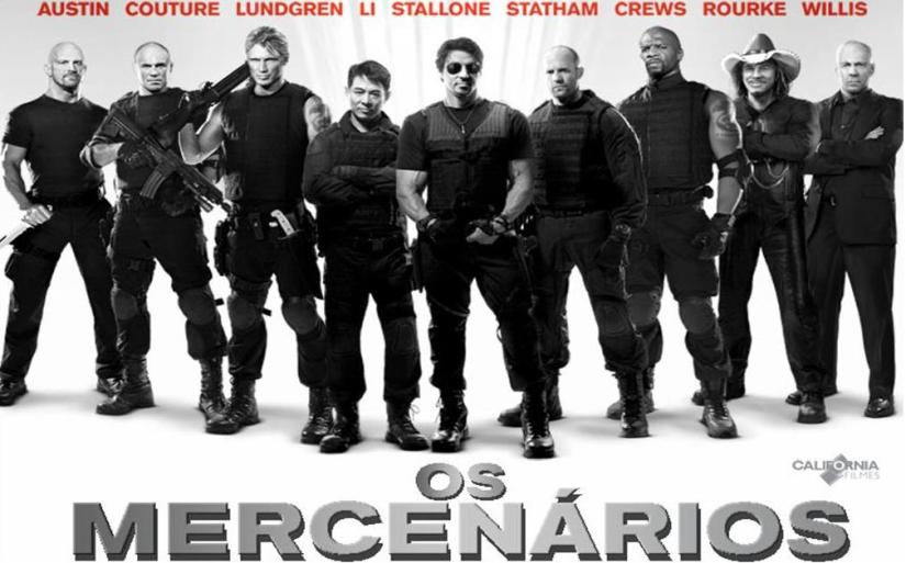 """The Expendables"" de Sylvester Stallone"