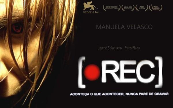 """[REC]"" de Jaume Balagueró e Paco Plaza"