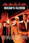Oceans Eleven Poster