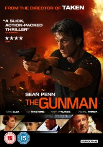 The Gunman Poster