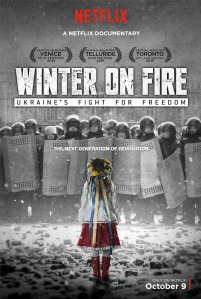 Winter On Fire Poster