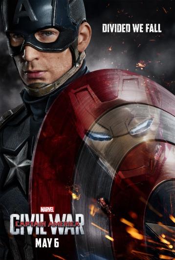 Capitão América: Guerra Civil (2016)*